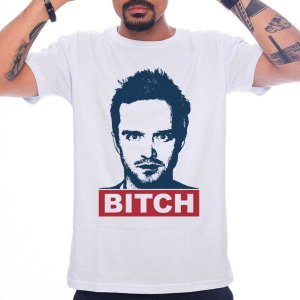 Camiseta Breaking Bad - Jesse Pinkman