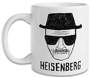 Caneca Breaking Bad Heisenberg