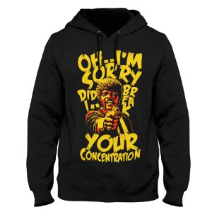 Moletom Break Your Concentration