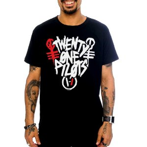 Camiseta Twenty One Pilots 1