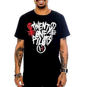Camiseta Twenty One Pilots 1