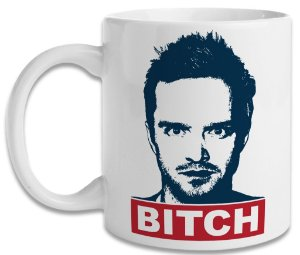 Caneca Breaking Bad - Jesse  Pinkman