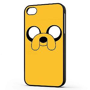 Capa para Celular Iphone 4/4S Hora de Aventura - Jake