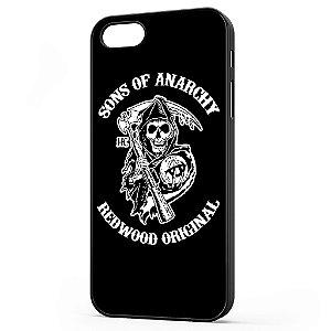 Capa para Celular Iphone 5/5S Sons of Anarchy