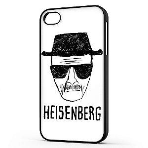 Capa para Celular Iphone 4/4S Breaking Bad Heisenberg