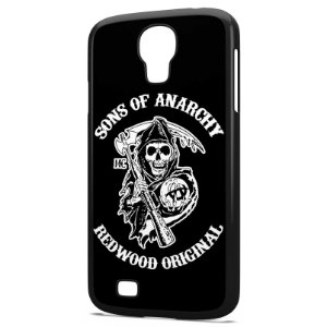 Capa para Celular Galaxy S4 Sons of Anarchy