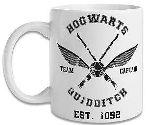 Caneca Harry Potter - Quadribol