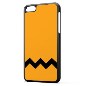 Capa para Celular Iphone 5C Charlie Brown