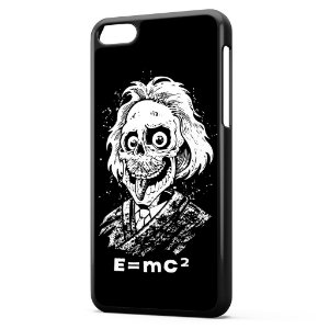 Capa para Celular Iphone 5C Einstein Skull