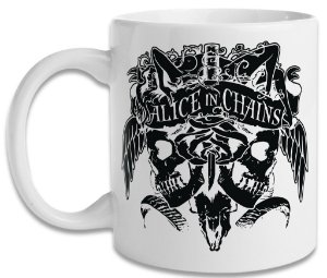 Caneca Alice in Chains