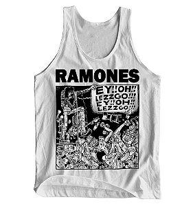 Regata Ramones - Branca - G