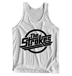 Regata The Strokes - Branca - P