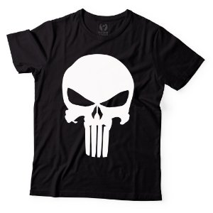 Camiseta O Justiceiro - Punisher