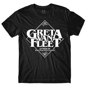 Camiseta Greta Van Fleet - Anthen