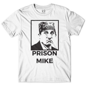 Camiseta The Office- Prison Mike