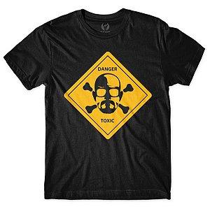Camiseta Heisenberg - Danger