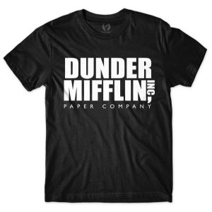 Camiseta The Office - Dunder