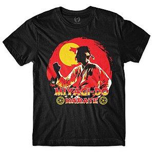 Camiseta Cobra Kai - Miyagi Do