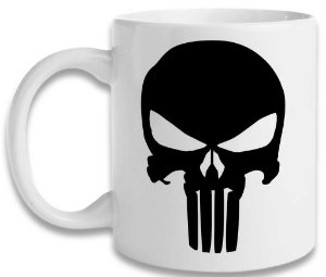 Caneca O Justiceiro - The Punisher