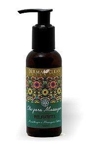 Derma Clean Óleo Para Massagem Relaxante 120ml
