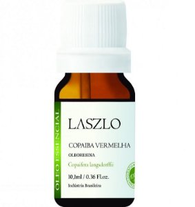 Laszlo Óleo-Resina de Copaíba Vermelha 10,1ml
