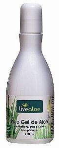 Livealoe Puro Gel de Aloe Vera 210ml