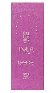 Inca Incenso Natural Lavanda
