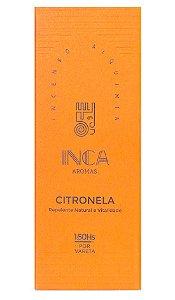 Inca Incenso Natural Citronela