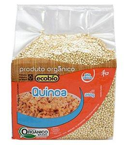 Ecobio Quinoa em Grãos Orgânica 250g