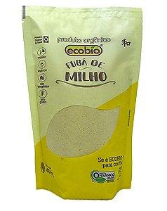 Ecobio Fubá de Milho Orgânico 400g