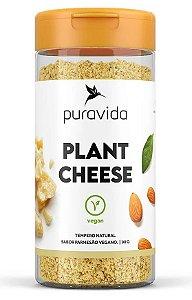Puravida Plant Cheese - Tempero Natural Sabor Parmesão Vegano 90g