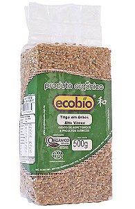 Ecobio Trigo em Grãos (Germináveis) Orgânico 400g