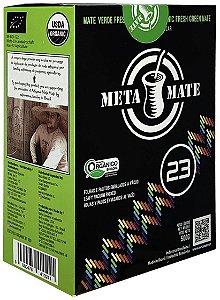 Ecobio Meta Mate Verde Moída Grossa Orgânica Para Tererê 500g