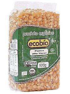 Ecobio Milho de Pipoca Orgânico 500g
