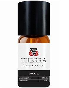 Therra By Laszlo Óleo Essencial de Davana GT Índia Gourmet 5ml