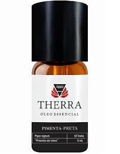 Therra By Laszlo Óleo Essencial de Pimenta Preta GT Índia Gourmet 5ml
