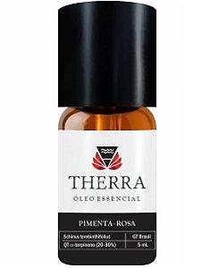 Therra By Laszlo Óleo Essencial de Pimenta Rosa GT Brasil Gourmet 5ml