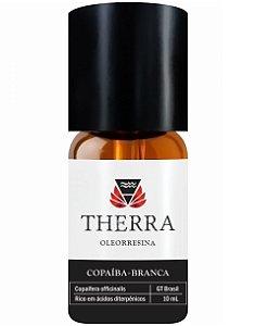 Therra By Laszlo Óleo Resina de Copaíba Branca GT Brasil Gourmet 10ml