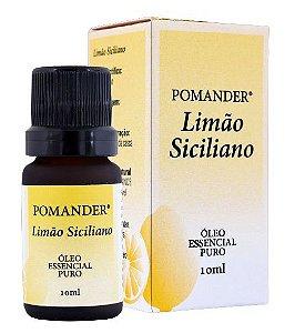 Pomander Óleo Essencial de Limão Siciliano 10ml