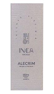 Inca Incenso Natural Alecrim