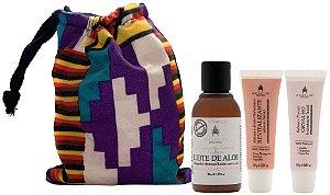 AhoAloe Kit Mini Pockets Revitalizante 3un
