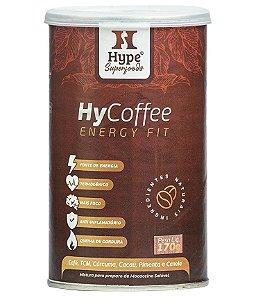 Hype HyCoffee Energy Fit - Café, TCM, Gengibre, Canela, Pimenta Preta e Erva Mate 170g