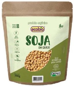 Ecobio Soja em Grãos Orgânica 350g
