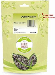 QLY Ervas Chá de Castanha da Índia Fracionado 50g
