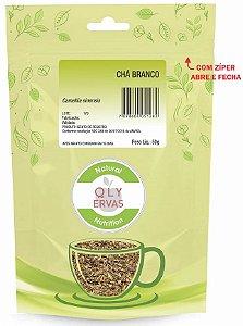 QLY Ervas Chá Branco Fracionado 30g