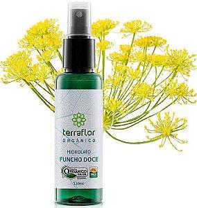 Terra Flor Hidrolato de Funcho Doce Orgânico 120ml