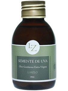 Laszlo Óleo de Semente de Uva Extra-Virgem 120ml