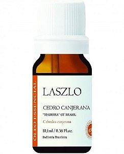 Laszlo Óleo Essencial de Cedro Canjerana 10,1ml