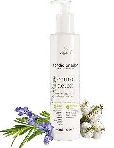 WNF Vegana Condicionador Antioleosidade Couro Detox 200ml