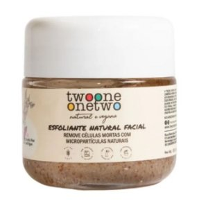 Twoone Onetwo Esfoliante Natural Facial 60g